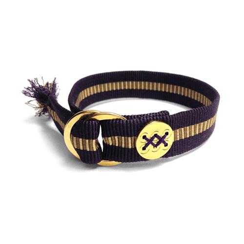 Samurai Cord 侍コード Dark Purple Ladder
