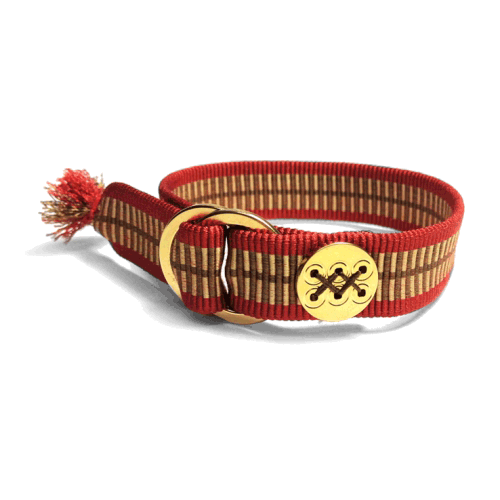 Samurai Cord 侍コード Red Ladder